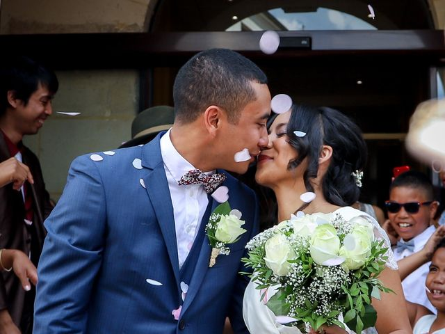 Le mariage de Nadia et Toki