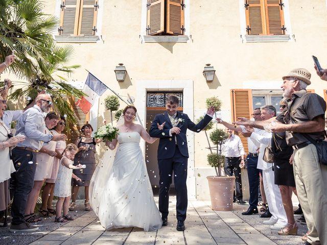 Le mariage de Mathieu et Sandrine à La Farlède, Var 42