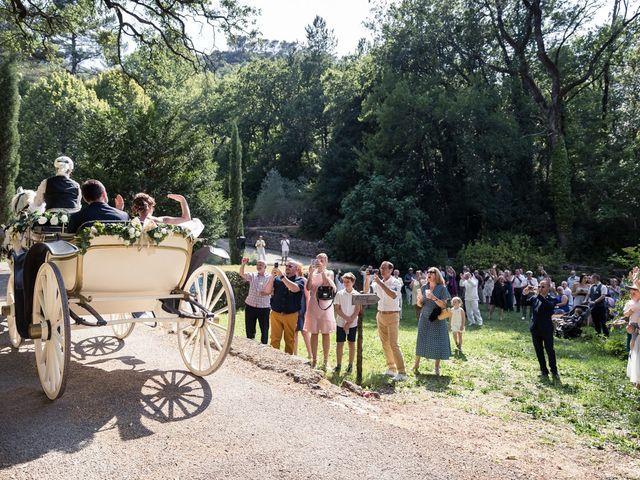 Le mariage de Mathieu et Sandrine à La Farlède, Var 44