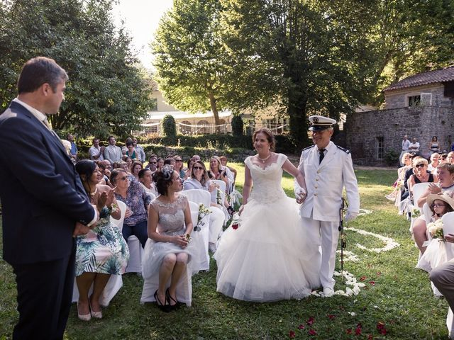Le mariage de Mathieu et Sandrine à La Farlède, Var 62
