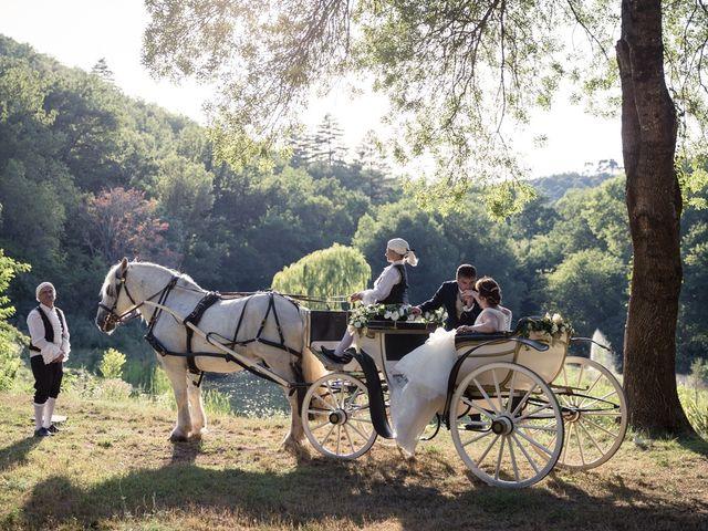 Le mariage de Mathieu et Sandrine à La Farlède, Var 75