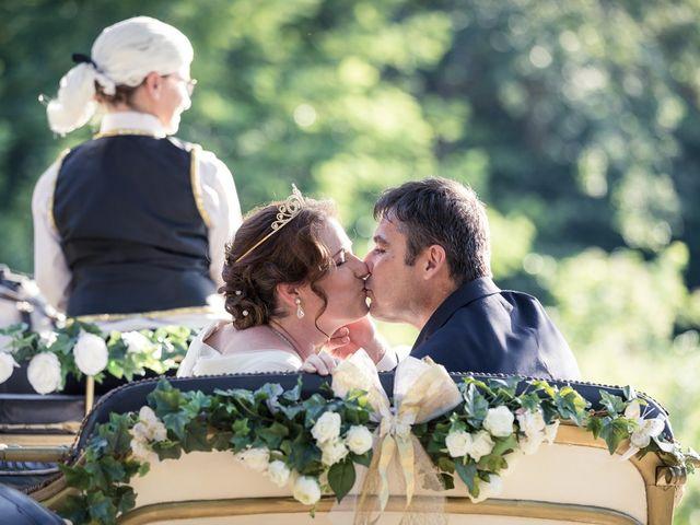 Le mariage de Mathieu et Sandrine à La Farlède, Var 1