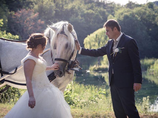Le mariage de Mathieu et Sandrine à La Farlède, Var 77