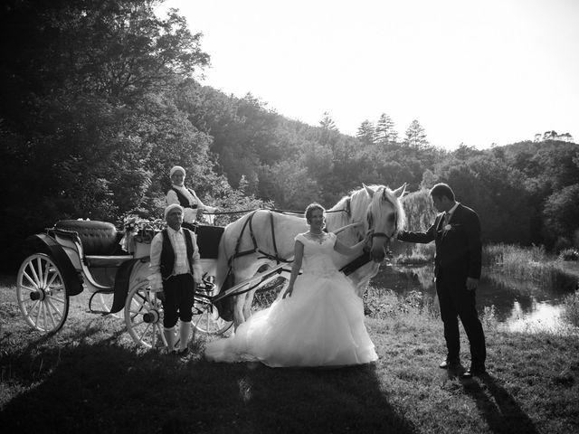 Le mariage de Sandrine et Mathieu