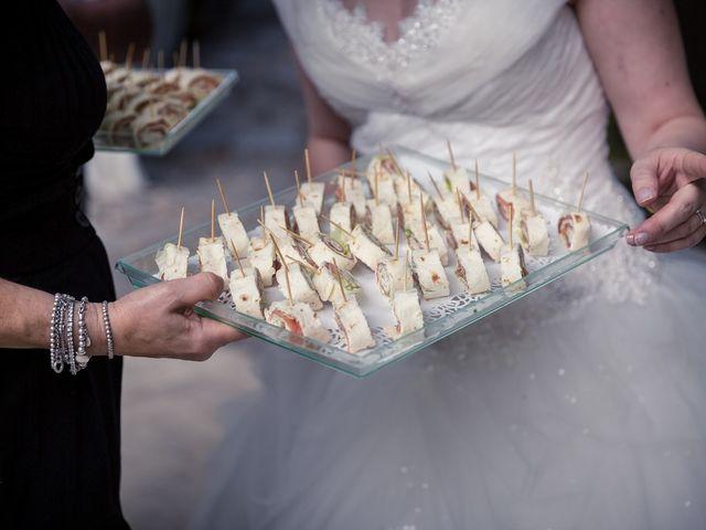 Le mariage de Mathieu et Sandrine à La Farlède, Var 96