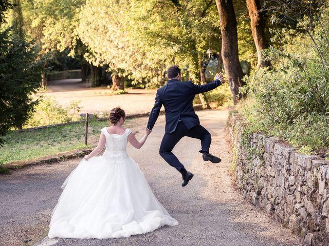Le mariage de Mathieu et Sandrine à La Farlède, Var 98