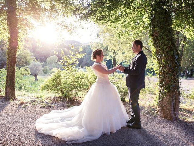 Le mariage de Mathieu et Sandrine à La Farlède, Var 100