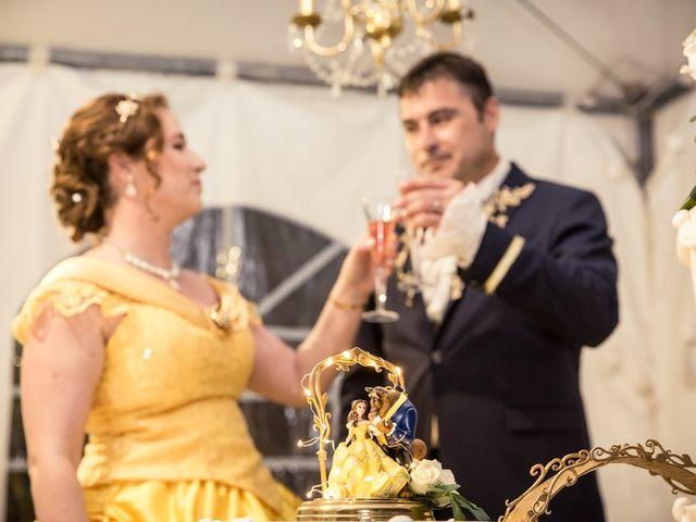 Le mariage de Mathieu et Sandrine à La Farlède, Var 122