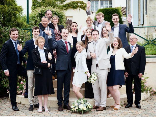 Le mariage de Aurelien et Charlotte à Blanquefort, Gironde 1