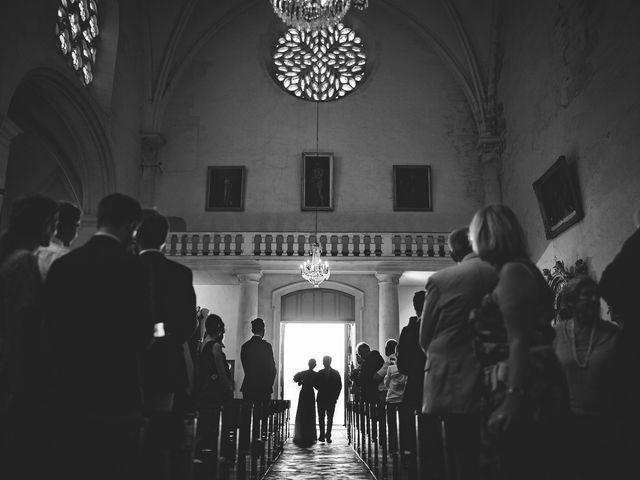 Le mariage de Florian et Caroline à Grignan, Drôme 7