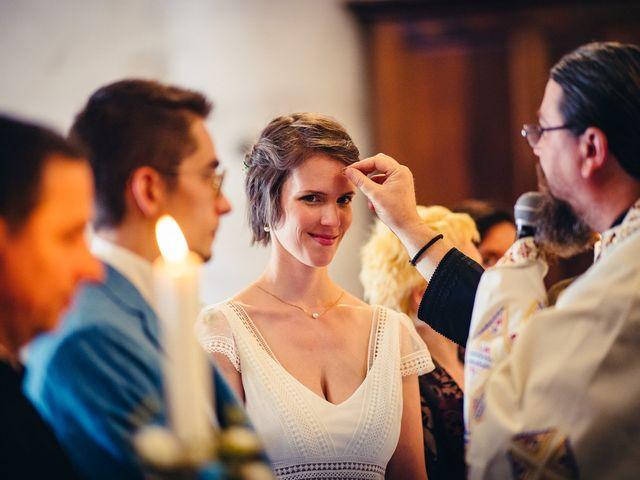 Le mariage de Florian et Caroline à Grignan, Drôme 8