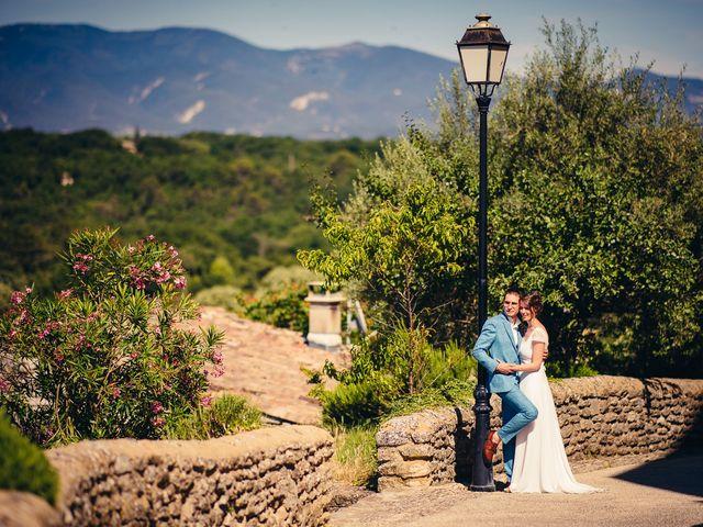 Le mariage de Florian et Caroline à Grignan, Drôme 12
