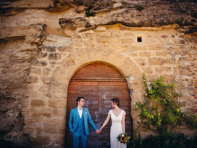 Le mariage de Florian et Caroline à Grignan, Drôme 13