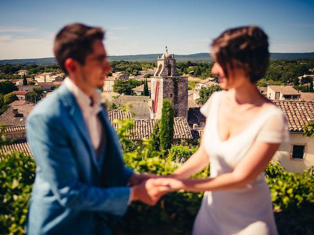 Le mariage de Florian et Caroline à Grignan, Drôme 14