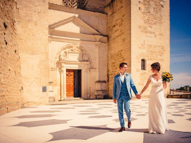 Le mariage de Florian et Caroline à Grignan, Drôme 15