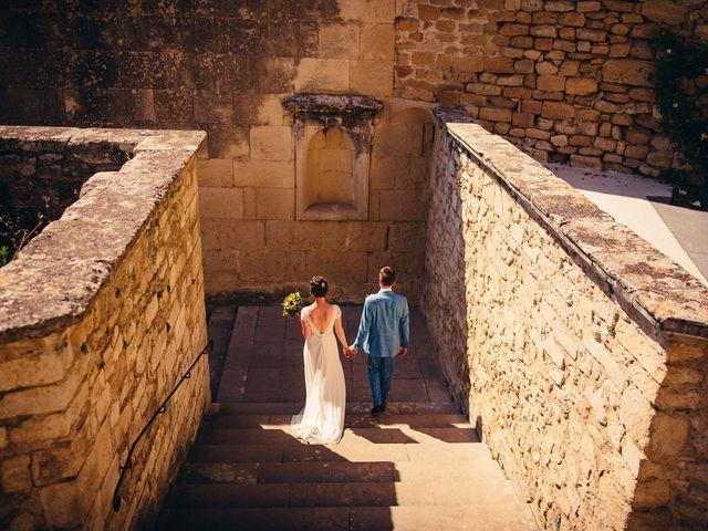 Le mariage de Florian et Caroline à Grignan, Drôme 16