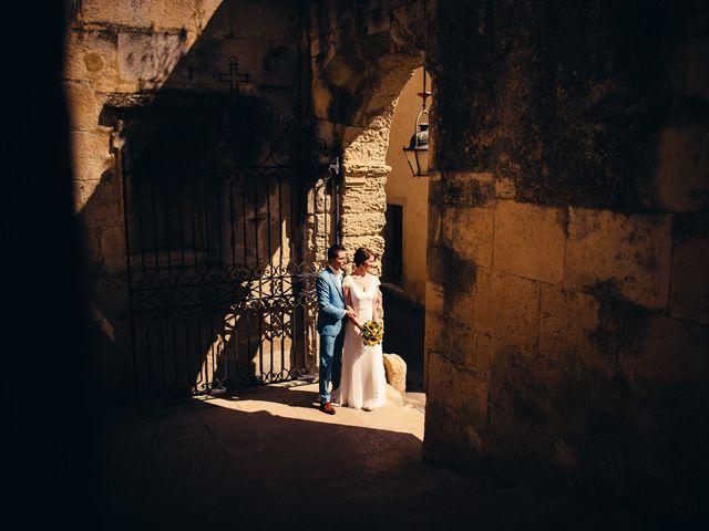 Le mariage de Florian et Caroline à Grignan, Drôme 17