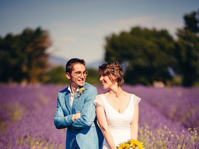 Le mariage de Florian et Caroline à Grignan, Drôme 19