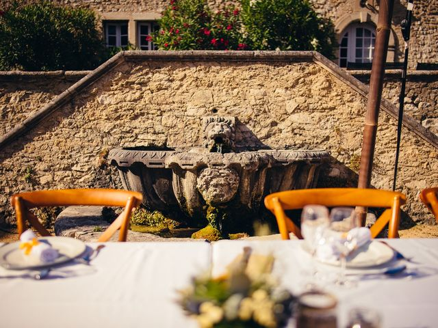 Le mariage de Florian et Caroline à Grignan, Drôme 22