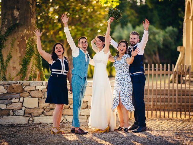 Le mariage de Florian et Caroline à Grignan, Drôme 24