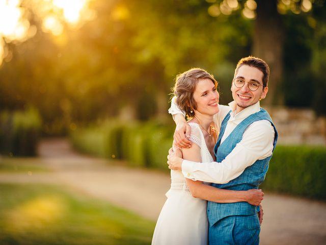Le mariage de Florian et Caroline à Grignan, Drôme 25