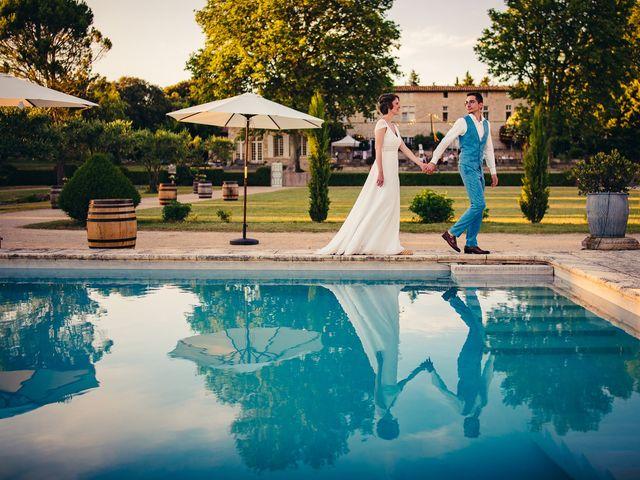 Le mariage de Florian et Caroline à Grignan, Drôme 26