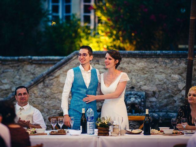 Le mariage de Florian et Caroline à Grignan, Drôme 28