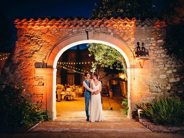 Le mariage de Florian et Caroline à Grignan, Drôme 2