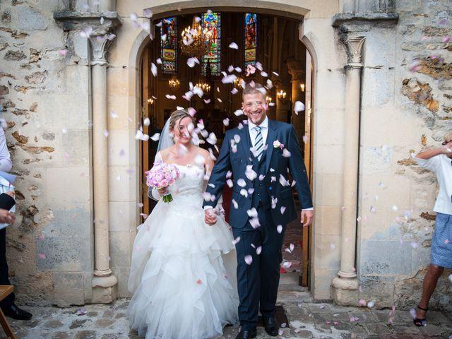 Le mariage de Emmanuel et Andrea à Quincy-sous-Sénart, Essonne 11