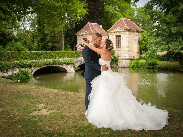 Le mariage de Emmanuel et Andrea à Quincy-sous-Sénart, Essonne 19