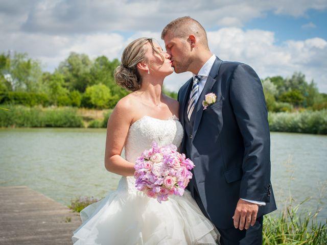 Le mariage de Emmanuel et Andrea à Quincy-sous-Sénart, Essonne 20