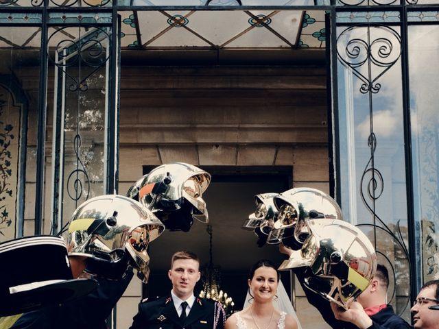 Le mariage de Geoffroy et Anne-Charlotte à Senlis, Oise 9