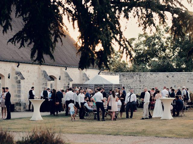 Le mariage de Geoffroy et Anne-Charlotte à Senlis, Oise 14