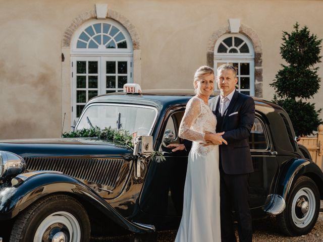 Le mariage de Julie et Vincent