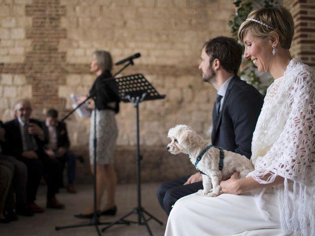 Le mariage de John et Caroline à Épagne-Épagnette, Somme 11