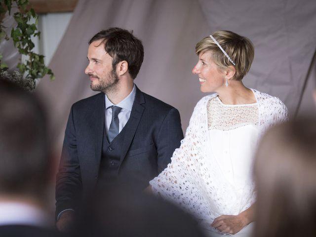 Le mariage de John et Caroline à Épagne-Épagnette, Somme 14