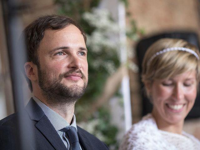 Le mariage de John et Caroline à Épagne-Épagnette, Somme 16