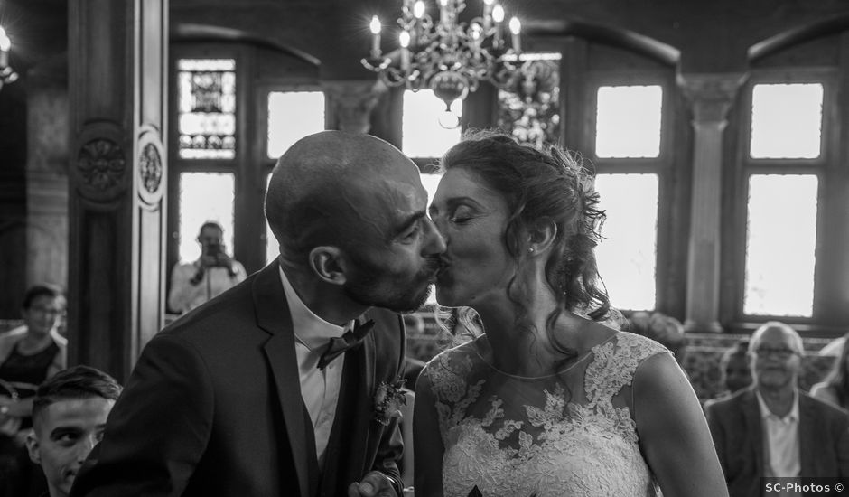 Le mariage de Bessem et Aline à Mulhouse, Haut Rhin