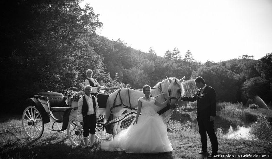 Le mariage de Mathieu et Sandrine à La Farlède, Var