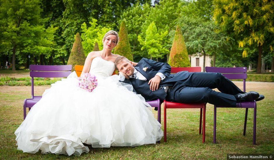 Le mariage de Emmanuel et Andrea à Quincy-sous-Sénart, Essonne
