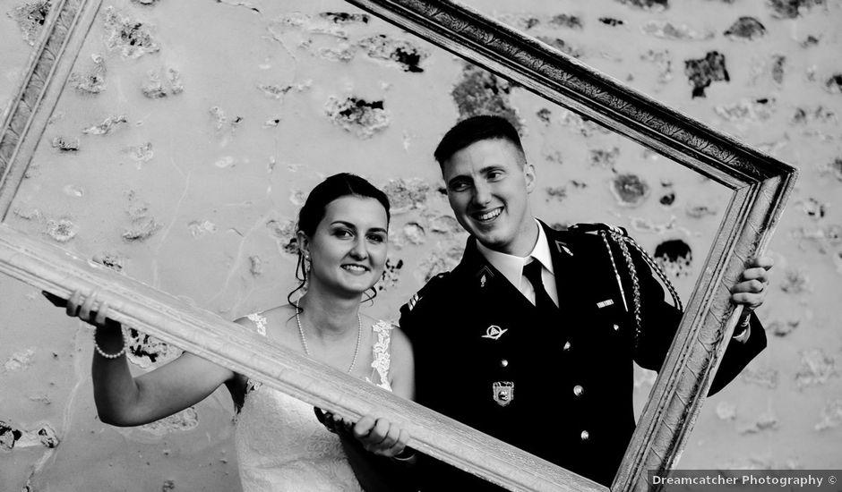 Le mariage de Geoffroy et Anne-Charlotte à Senlis, Oise