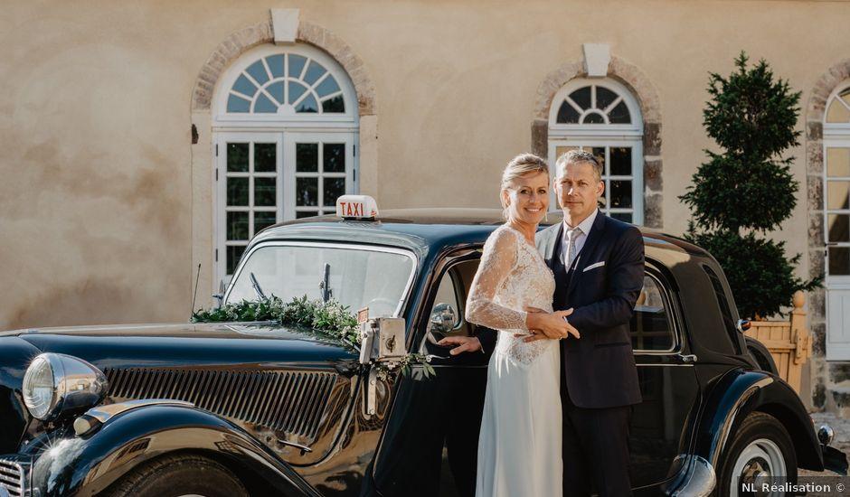 Le mariage de Vincent et Julie à Le Mans, Sarthe