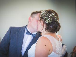 Le mariage de Carine et Romain