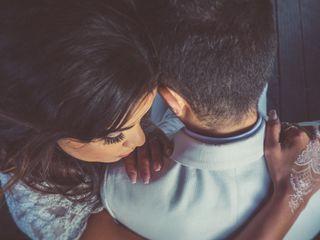 Le mariage de dalele et karim