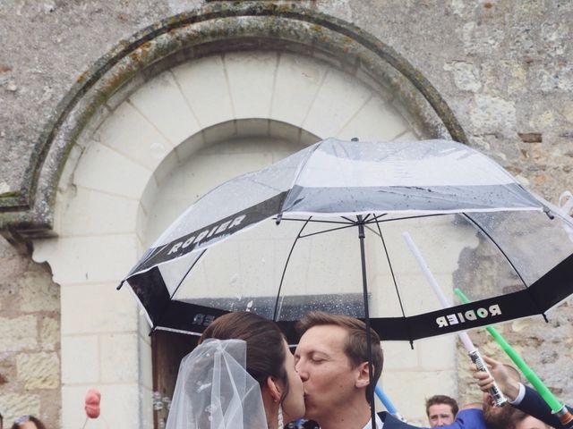 Le mariage de John et Laurine à Bossée, Indre-et-Loire 21