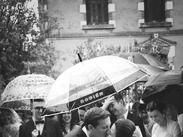 Le mariage de John et Laurine à Bossée, Indre-et-Loire 23