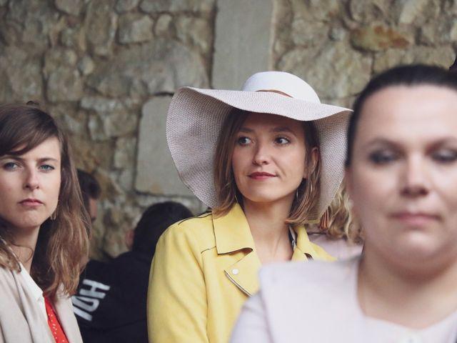 Le mariage de John et Laurine à Bossée, Indre-et-Loire 27
