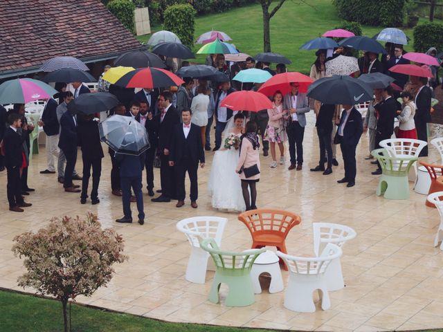Le mariage de John et Laurine à Bossée, Indre-et-Loire 29