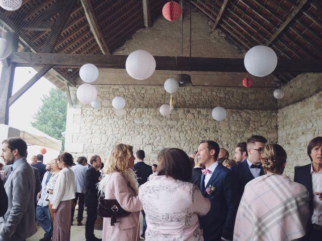Le mariage de John et Laurine à Bossée, Indre-et-Loire 39
