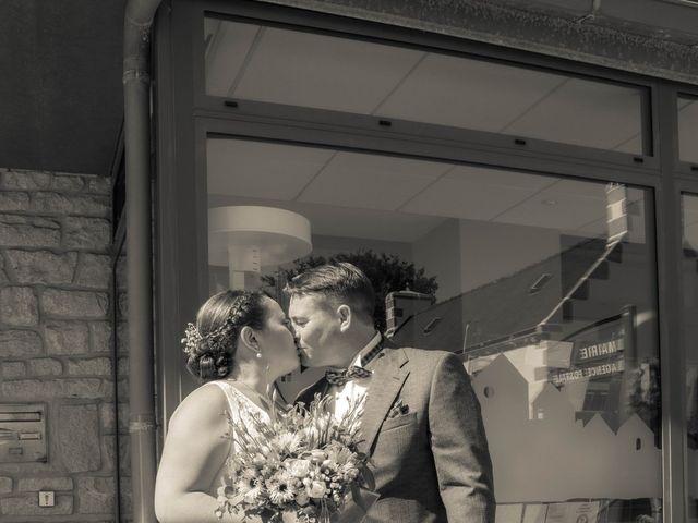 Le mariage de Romain et Carine à Esquibien, Finistère 5